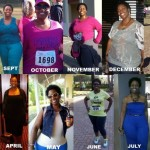 Pamela's 1 year transformation in pictures – 70 lbs gone