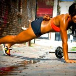 Fitness Powerhouse Dreama went from 215 to 165!