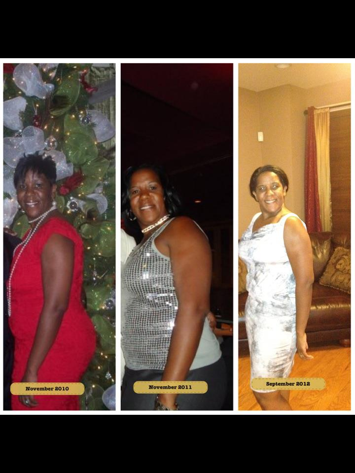 Pamela lost 30 pounds in 60 days! | Black Weight Loss Success