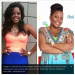 Actress Brely Evans has lost 40 pounds with Jenny Craig