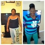 Crystal lost 52 pounds