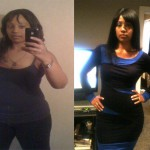Nicolle lost 67 pounds