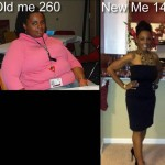 Connie lost 120 pounds