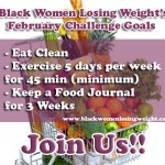 February Challenge – Clean Eating / Food Diary Challenge