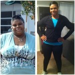 Toccaro lost 248 pounds