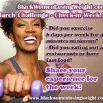 Check-in for Week 3 – March Challenge