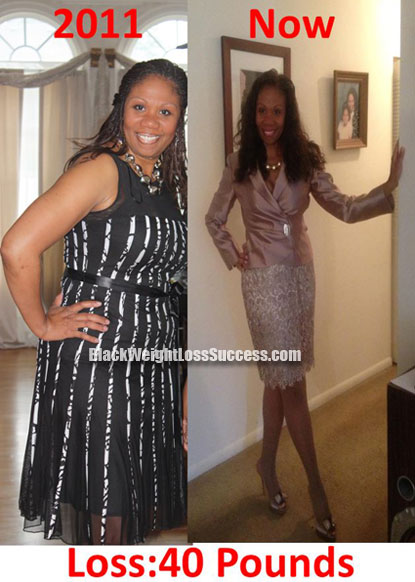 Kelly lost 40 pounds black weight loss success for To do before 40