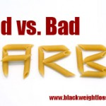What is the difference between good carb and bad carbs?