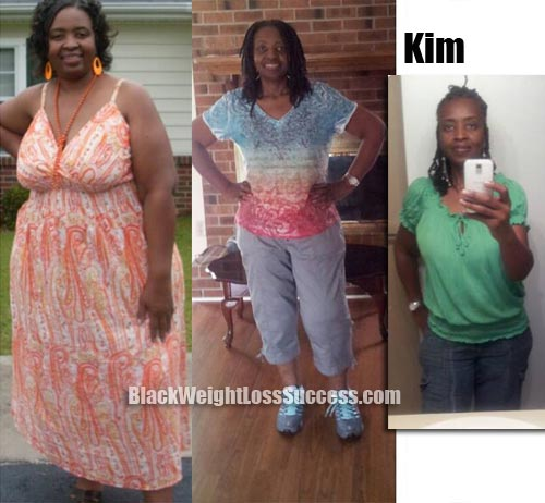 Kim weight loss before and after