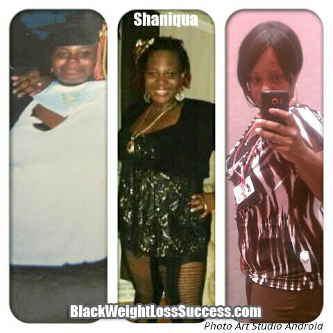 African American Weight Loss Stories