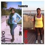 Healthy Curves: Tomeria lost 23 pounds
