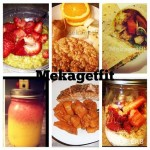 Check out a day of meals from Mekagetfit