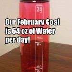 February 2015: DietBet and Drink That Water Challenge