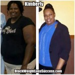 Kimberly lost 37 pounds