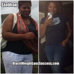 Siobhan lost 35 pounds