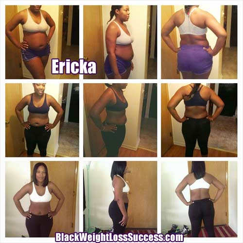 Weight Loss Story of the Day: Ericka lost 35 pounds | Black Weight ...