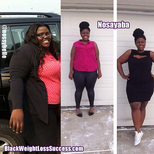 Lose weight shrink fibroids