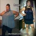 Inspirational Weight Loss: Roxanne lost 111 pounds