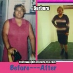 Weight Loss Story of the Day: Barbara lost 37 pounds