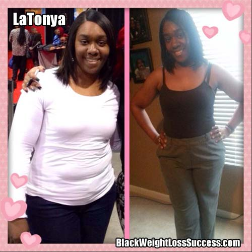 lose weight with tonya