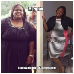 Marquita lost over 60 pounds