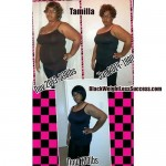 Tamilla lost 68 pounds