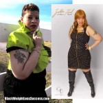 Zoleka lost 125 pounds