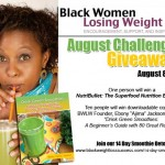 August 2014 Challenge Giveaway