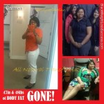 Carmen lost 48 pounds