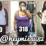 Utica lost over 136 pounds