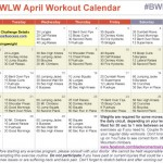 Exercise Instruction Videos – April 2015 Challenge