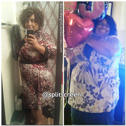 tracey weight loss