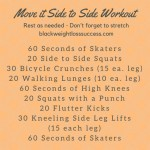 Move it Side to Side Workout Circuit