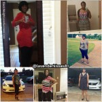 Sherri lost 70 pounds