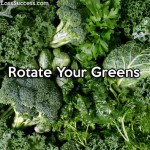 Rotating Your Green Vegetables
