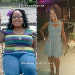 Leann lost 131 pounds