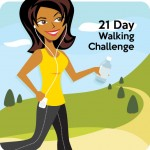 November 21 Day Brisk Walking Challenge