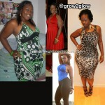 Keisha lost 90 pounds