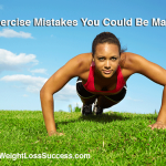 5 Exercise Mistakes You Could Be Making