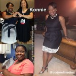 Konnie lost 70 pounds