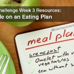 Resources: Decide on an Eating Plan