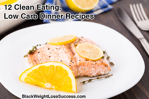 Low carb clean eating dinner recipes quick