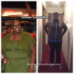 Shaniqua lost 65 pounds