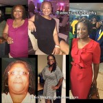 Kimberly lost 87 pounds