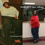 Marcia lost 220 pounds