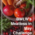 Meatless in May Challenge