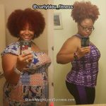 Xavia lost 51 pounds