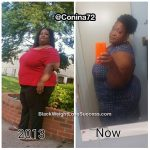 Connie lost over 80 pounds