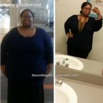 Raquel lost 57 pounds