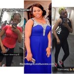 Tayo lost 44 pounds